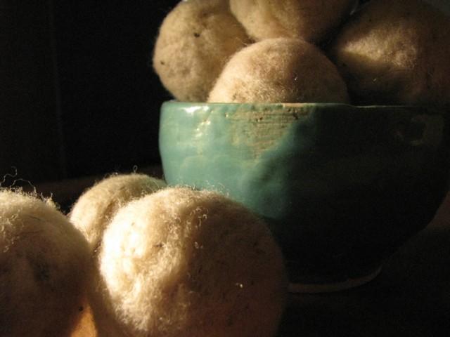 Wetfeltballs
