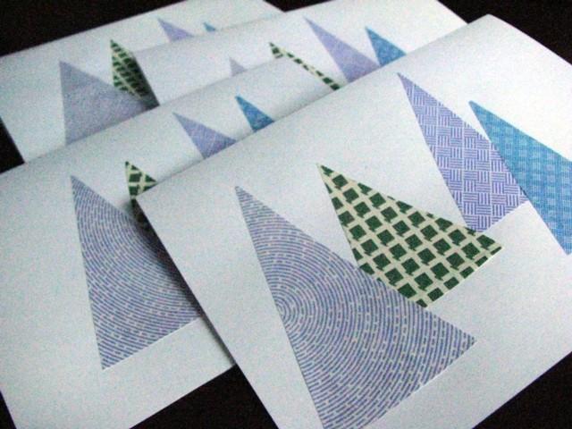 Envelopetreecards