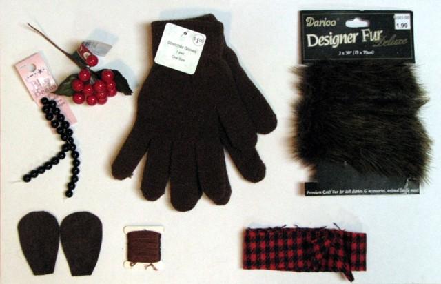 Reindeer supplies