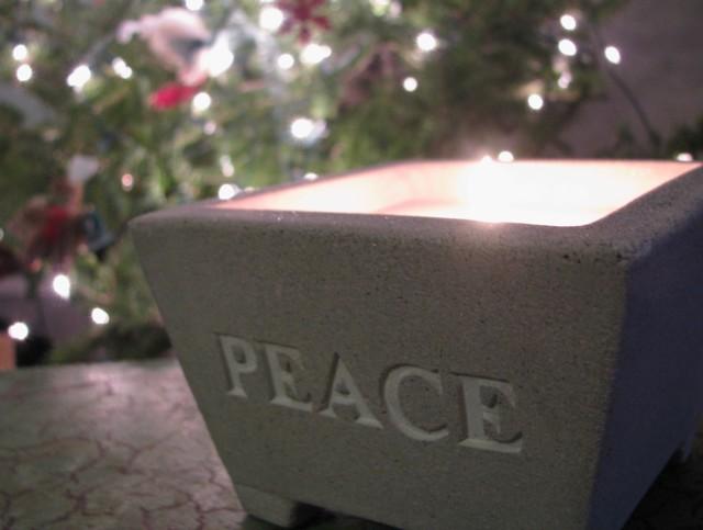 Peacecandle