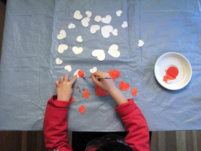 Valentinemaking