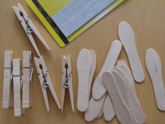 wooden ice cream spoon craft ideas 2