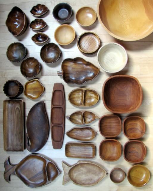Woodbowls
