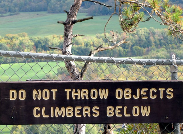 Climbersbelow