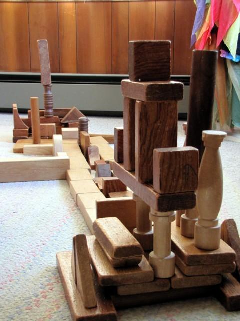 Woodblockcity