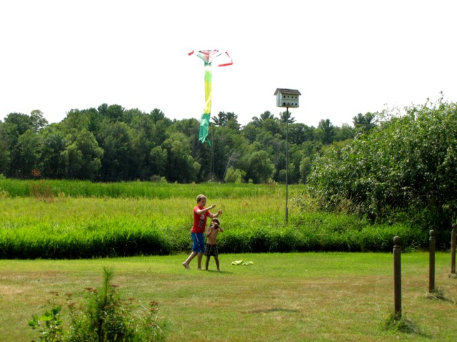 Best place to fly a kite