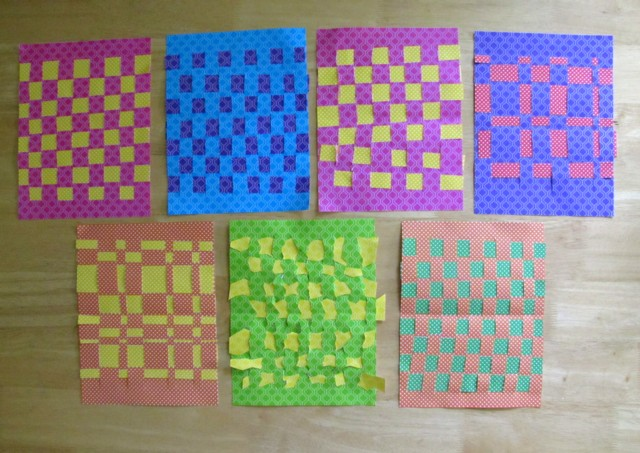 Paperweavings