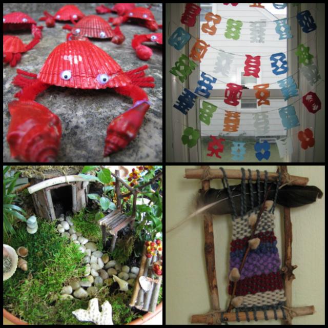 Camps mosaic