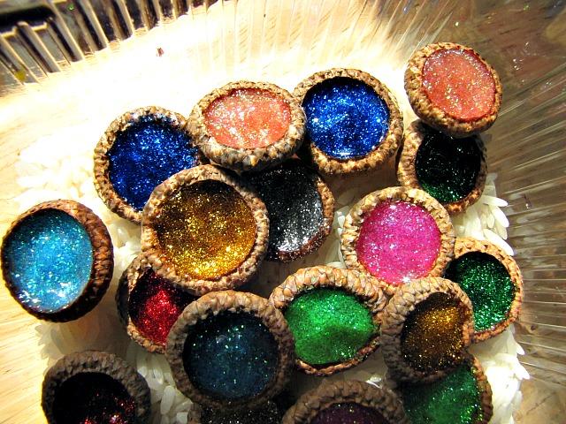 Acorn gems