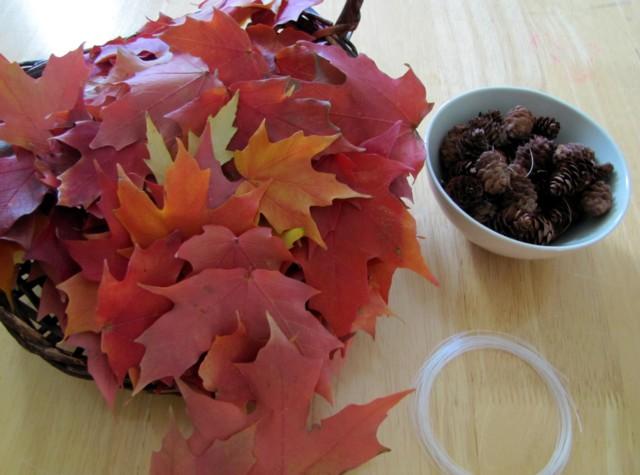 Leaf supplies