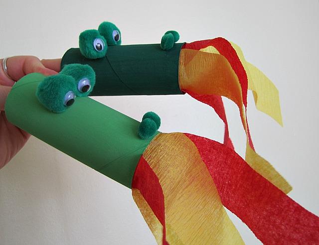 Tube dragons