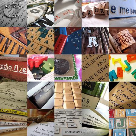 Letterswordsmosaic